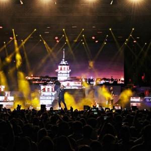 19 Mayıs 2015 Beşiktaş Gençlik Festivali&Murat Dalkılıç Konseri